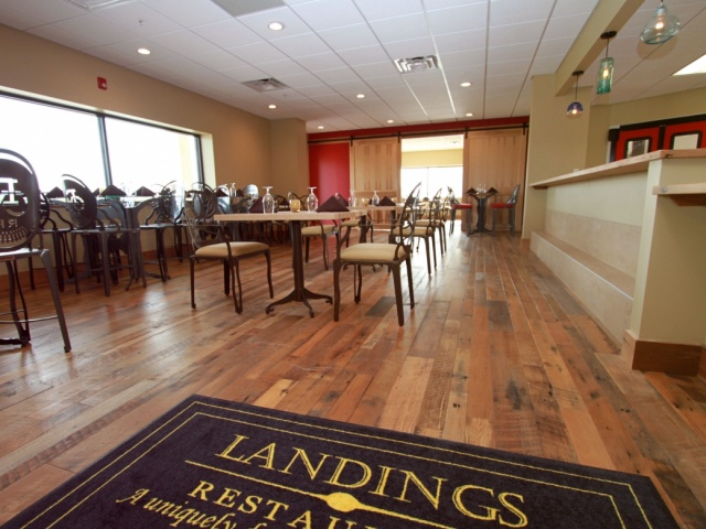 Greenbrier Airport Landings Restaurant