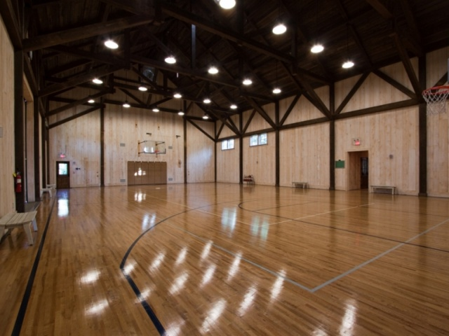 Greenbrier Sporting Club Gym