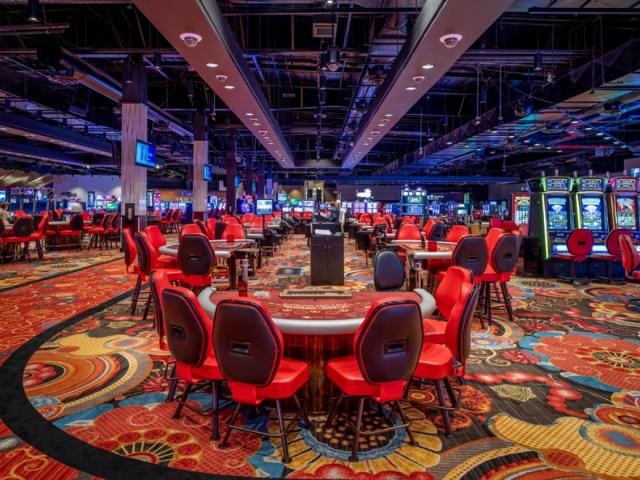 Mardis Gras Casino Interior Renovations