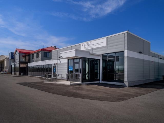 Greenbrier Valley Airport Hangar Doors