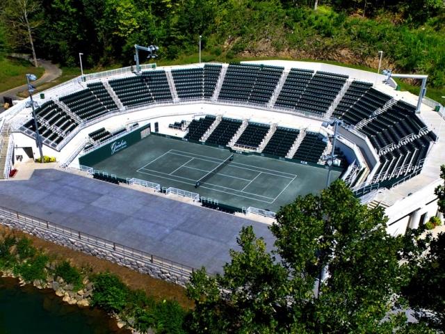 Greenbrier Tennis Stadium