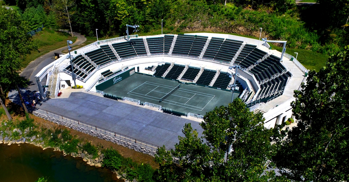 Greenbrier Tennis Stadium